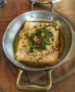 Opso Marylebone - Baked Feta Cheese