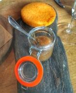Opso Marylebone - Smoked Fried Cheese